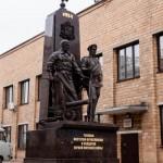 Тула, памятник оружейникам и солдатам Первой мировой войны