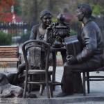 Памятники Тулы: Памятник Тульскому Чаепитию