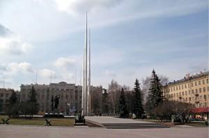 Достопримечательности Тулы: монумент защитникам города