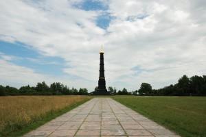Достопримечательности Тулы: Памятник на Красной Горке Куликова поля