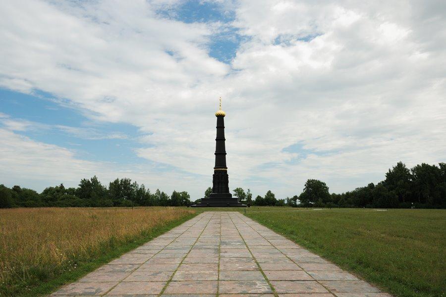 Памятник на Красной Горке Куликово поля © cadwizard@panaramio