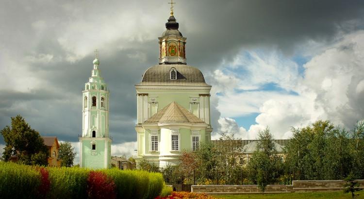 Николо - Зарецкий храм в Туле. Кирилл Виноградов