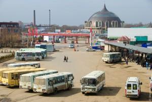 Как доехать до Тулы: автовокзал Заречный в Туле